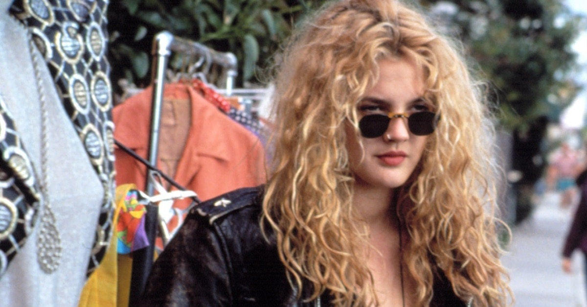 poison ivy drew barrymore - LOST BOYS Spin-off LOST GIRLS Would've Starred Drew Barrymore & Rosanna Arquette