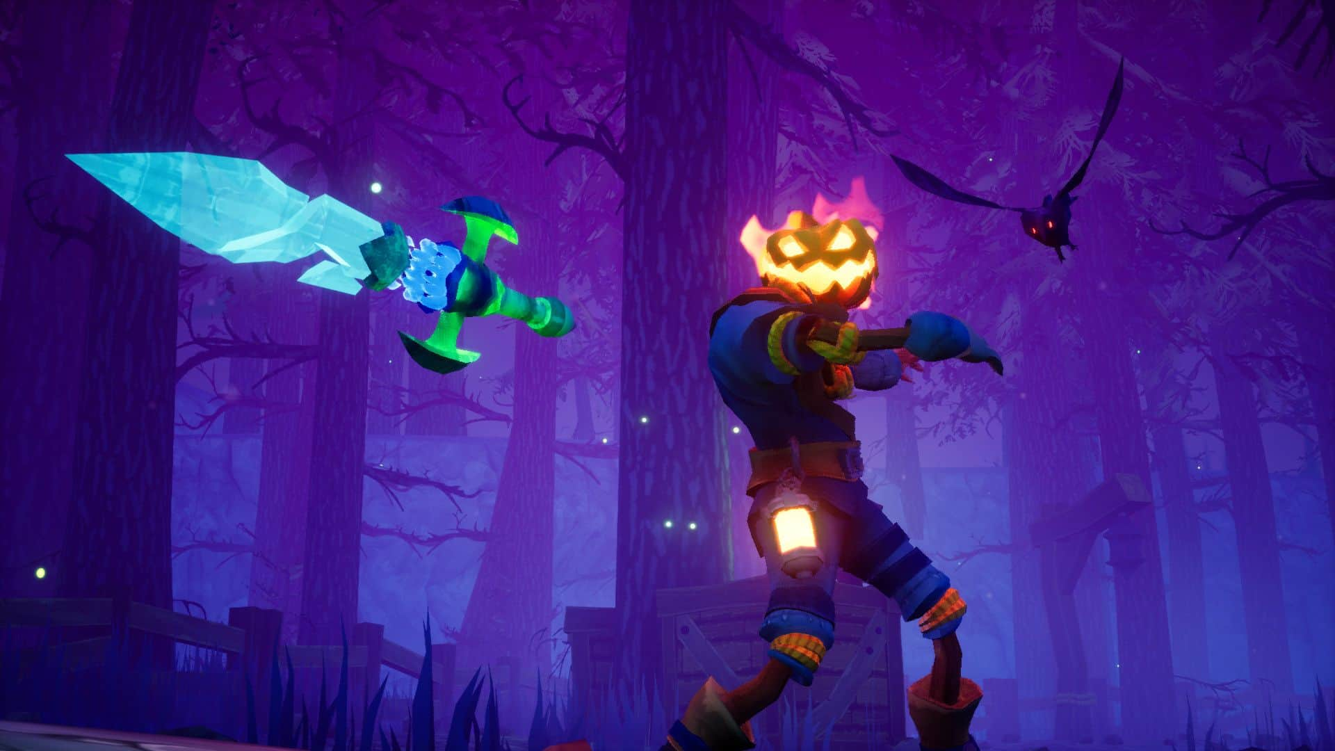 pumpkin jack - PUMPKIN JACK, THE TEXTORCIST, AND SLIME-SAN RELEASE FREE DEMOS ON STEAM