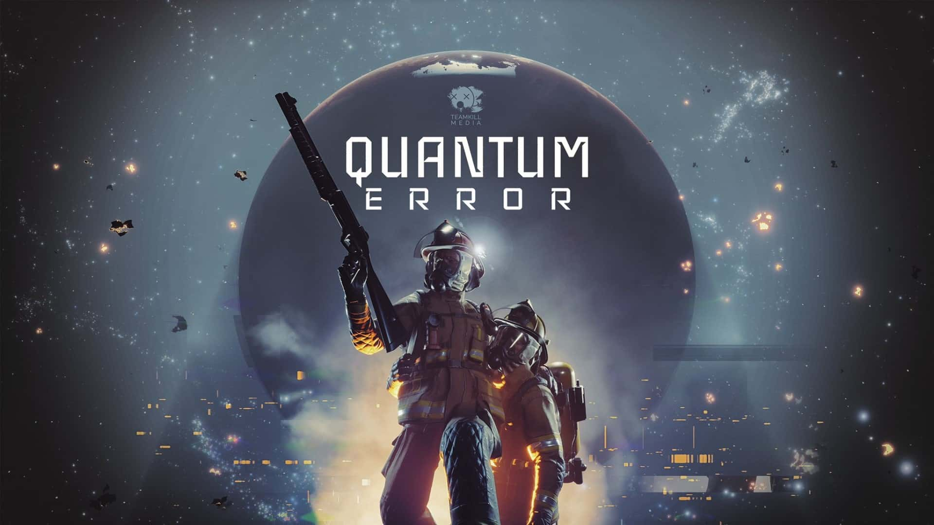 quantum error - GET A LOOK AT PS5 COSMIC HORROR WITH QUANTUM ERROR
