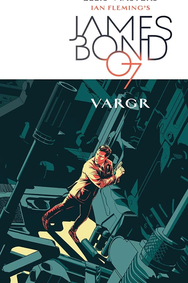 unnamed 65 1 - Dynamite & Humble Bundle Invite Fans to Binge on Bond! Over 2,200 Pages Available While Waiting for Film