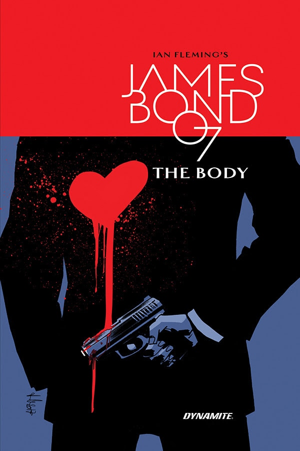 unnamed 67 1 - Dynamite & Humble Bundle Invite Fans to Binge on Bond! Over 2,200 Pages Available While Waiting for Film