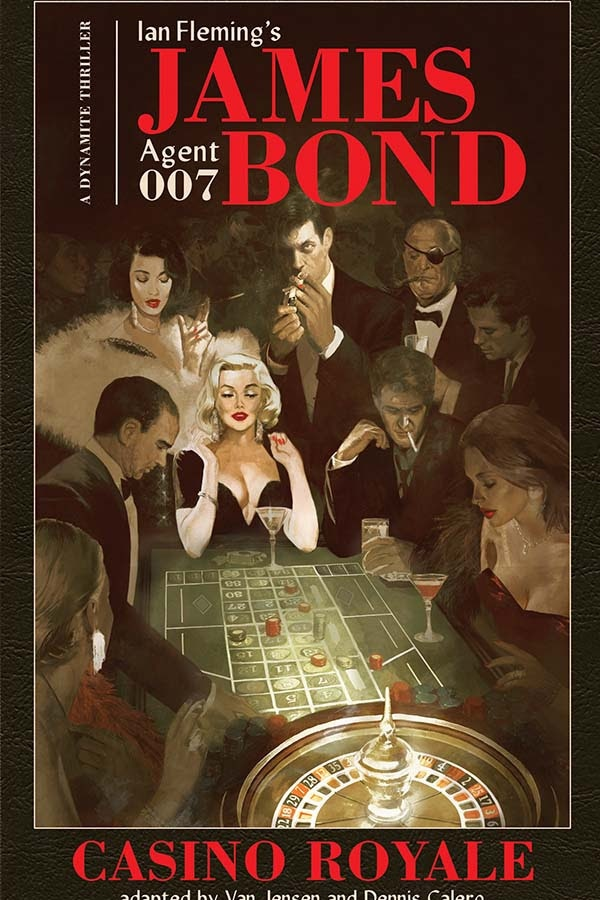 unnamed 68 1 - Dynamite & Humble Bundle Invite Fans to Binge on Bond! Over 2,200 Pages Available While Waiting for Film