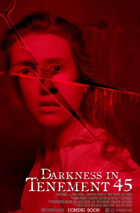unnamed - Trailer: DARKNESS IN TENEMENT 45 is Female-Driven Horror with Connections To Coronavirus