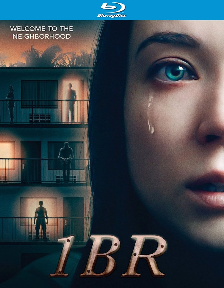 1BR Hits VOD Tomorrow Blu ray DVD In June - Indie Hit 1BR Arrives on Blu-ray/DVD Tomorrow