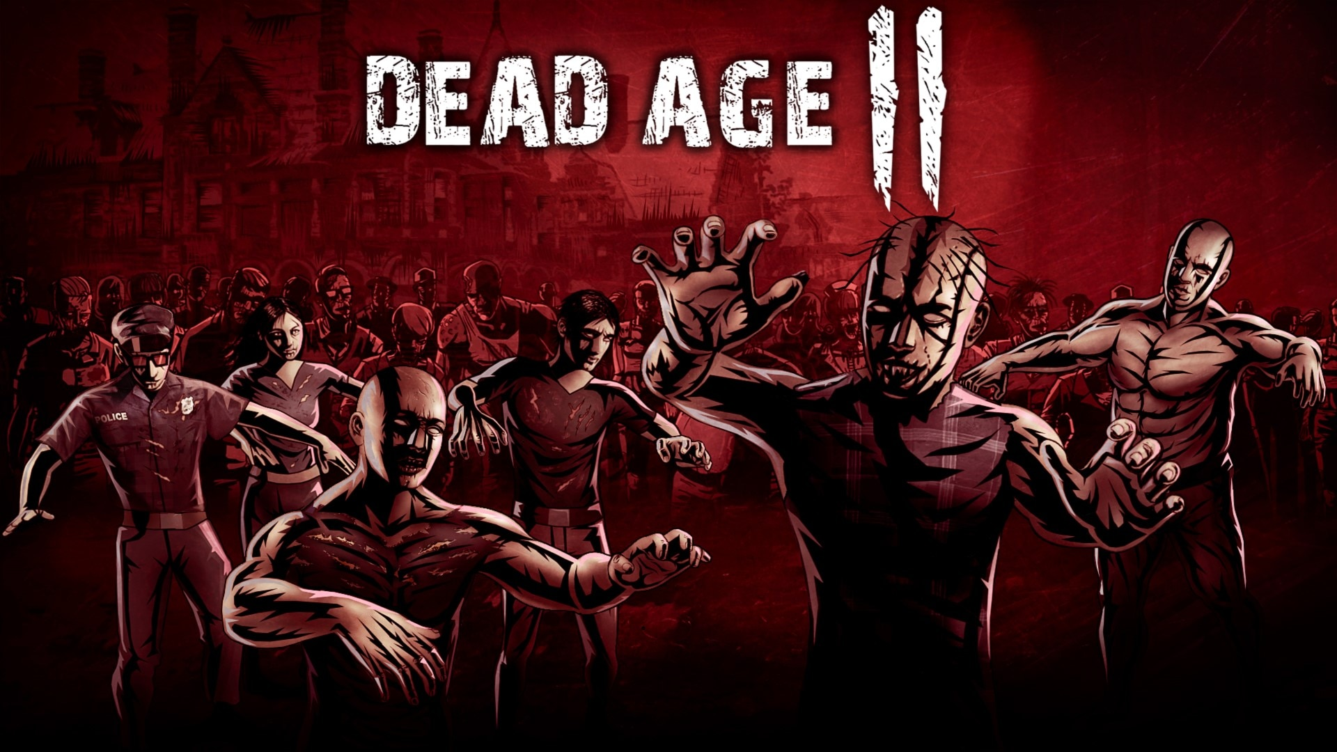 Dead Age 2 Keyvisual - Zombie Survival RPG Dead Age 2 Announced For June 3rd Release