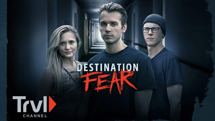 Destination Fear Banner 750x422 - Travel Channel Paranormal Programming Highlights for November 23rd - December 6th