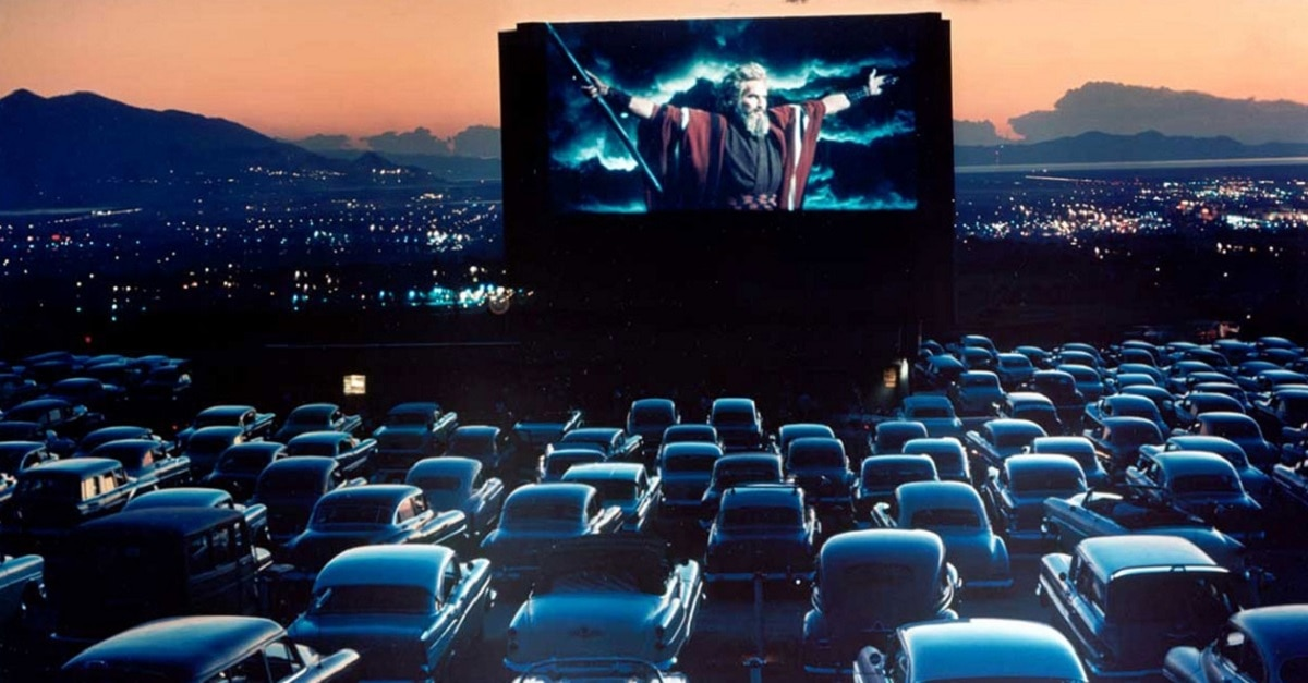 Drive In - 13 Drive-Ins Remain Open Amid The Coronavirus Pandemic