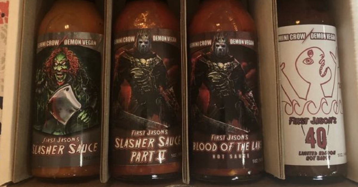 Friday the 13th Hot Sauce HD min - FRIDAY THE 13TH Hot Sauce Is Real - Buy Yours Here