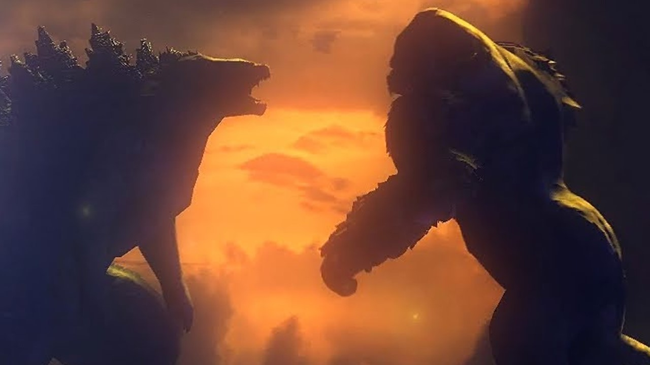 Godzilla Vs King Kong Leaked Image