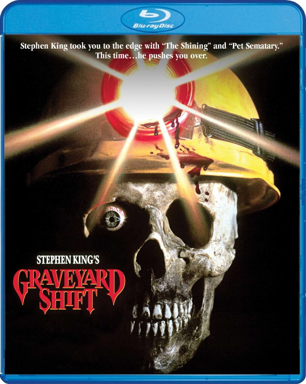 Graveyard Shift Blu ray 1024x1287 - Scream Factory Announces GRAVEYARD SHIFT Collector's Edition Special Features