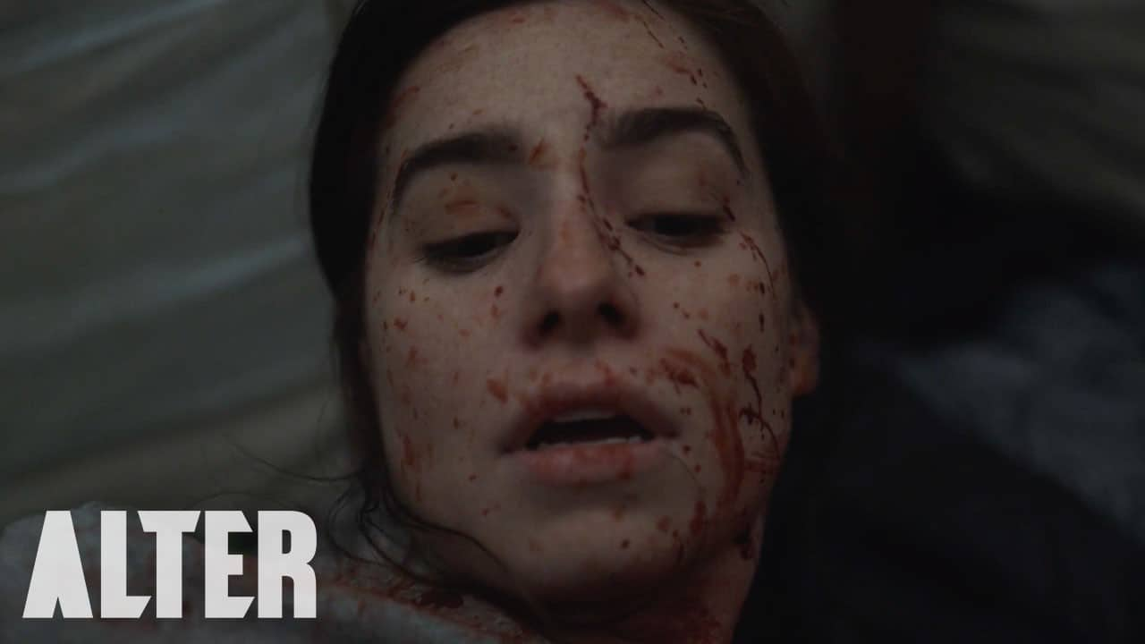 Grief banner - Check out Festival Favorite Horror Short GRIEF on ALTER
