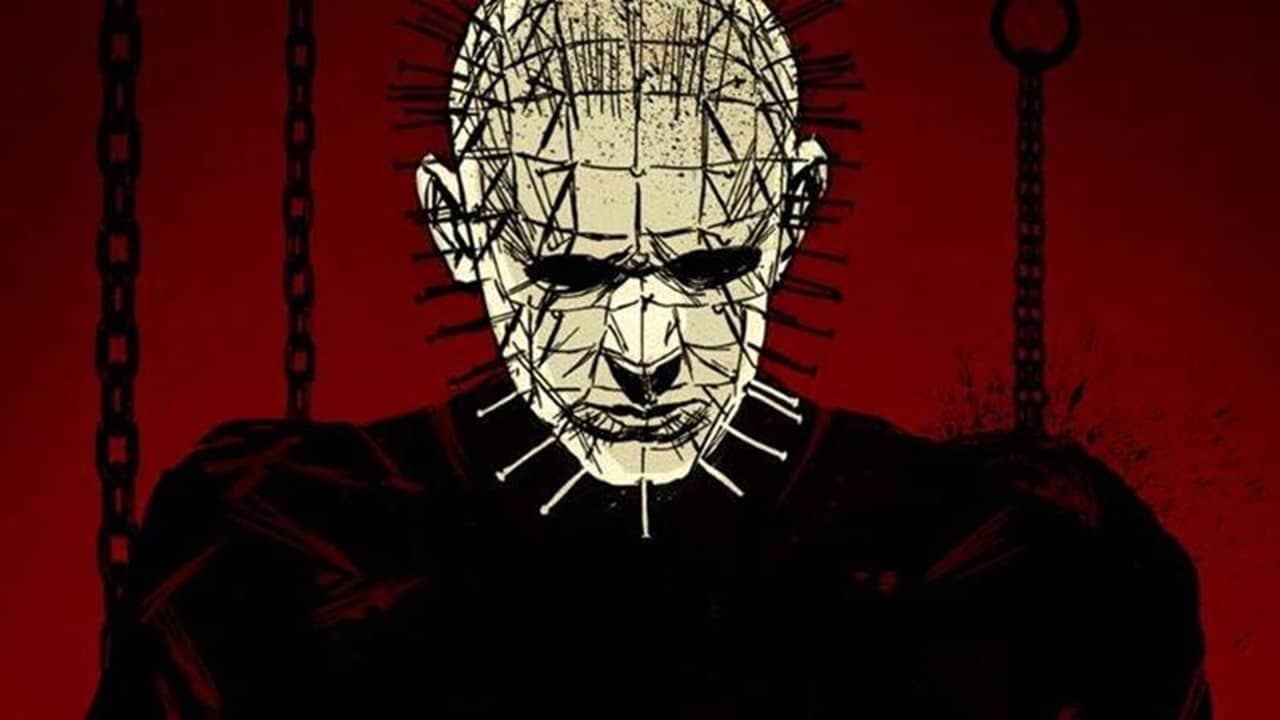 Hellraiser Banner - Horror Channel Has Such Sights to Show You with Broadcast of HELLRAISER Trilogy