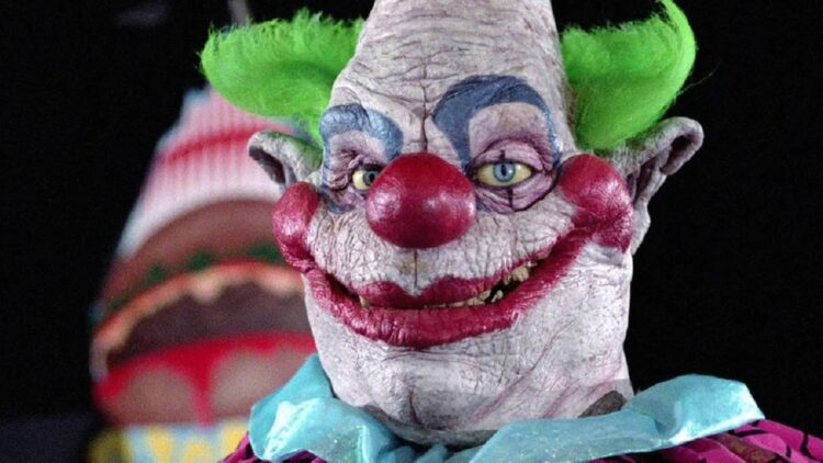 Killer Klowns 750x422 - Re-Scheduled: KILLER KLOWNS FROM OUTER SPACE Watch-Party with The Chiodo Brothers TODAY, August 1st at 4 PM (PST)