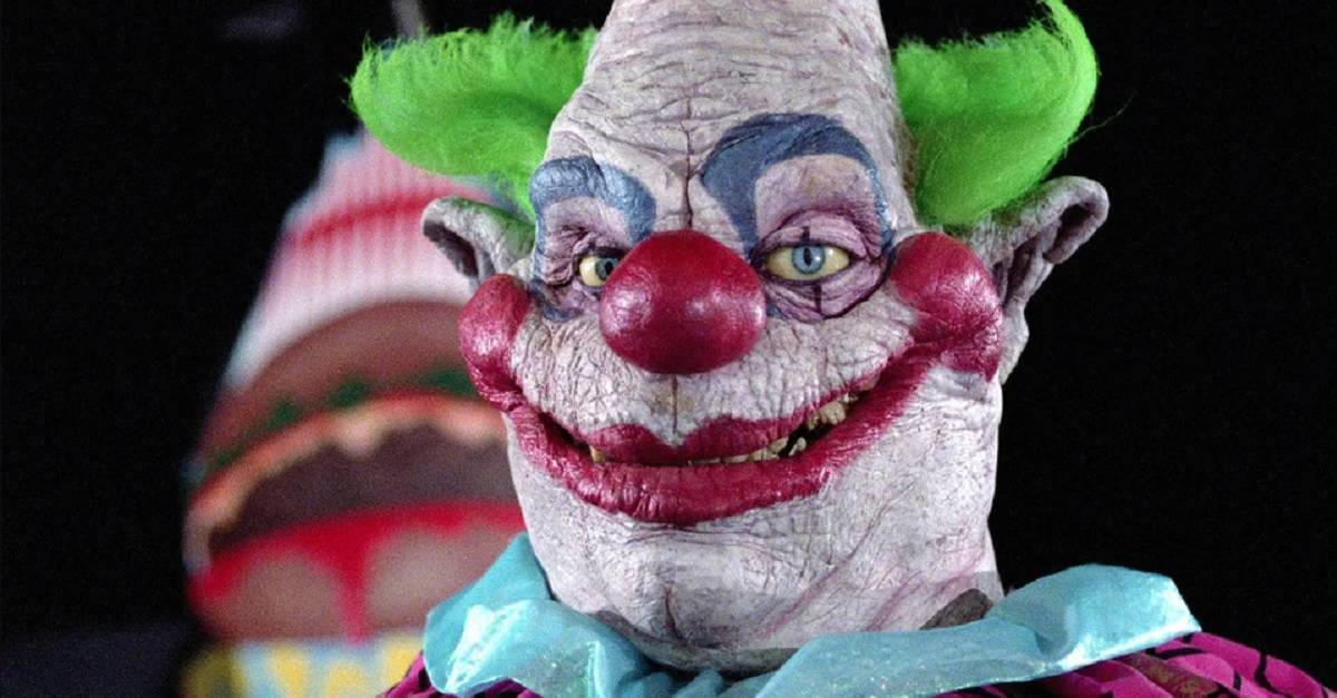 Killer Klowns - Chiodo Brothers Still Welcome KILLER KLOWNS FROM OUTER SPACE Reboot