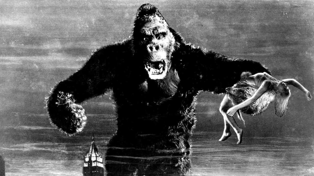 King Kong 1933 Banner - This Day in Horror History: KING KONG Was Released in 1933