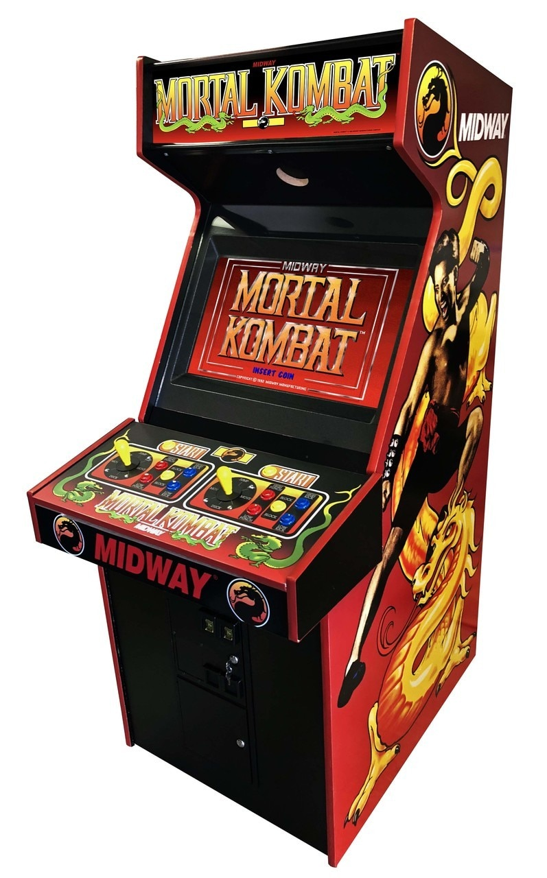 MK Arcade Game - Graham Denman's Ultimate Guide To Why You Should Be Excited To See MORTAL KOMBAT 2021