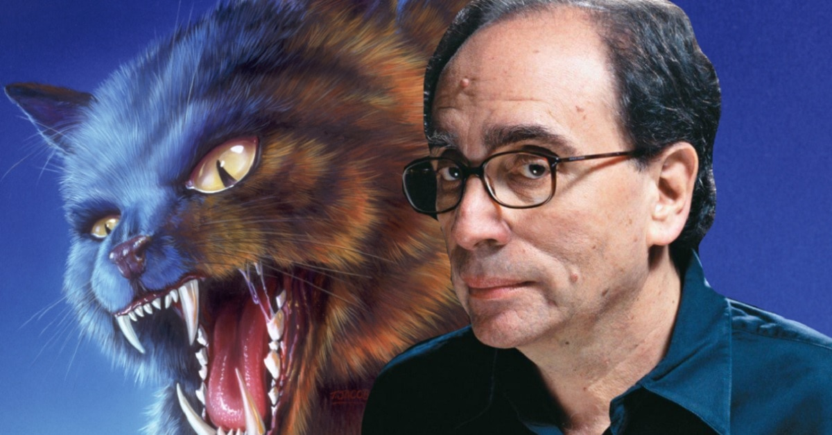 RL Stine Cats in the Window - CATS IN THE WINDOW: R.L. Stine Writes All-New Scary Story Live on Twitter