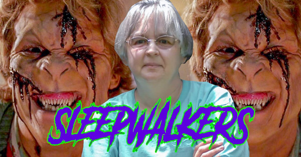 Tabitha King Sleepwalkers 2 edited - Stephen King's Wife Had Killer Pitch For SLEEPWALKERS 2