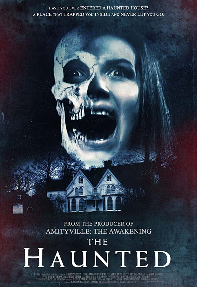 The Haunted Poster 1 - Check Out Our Exclusive Nerve-Shredding Clip from THE HAUNTED Arriving May 22nd