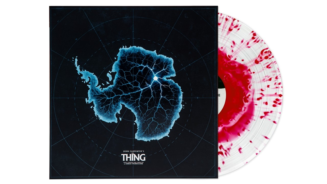 The Thing Soundtrack Banner - Waxwork Records Releasing Soundtracks for John Carpenter's THE THING + LOST CUES: THE THING