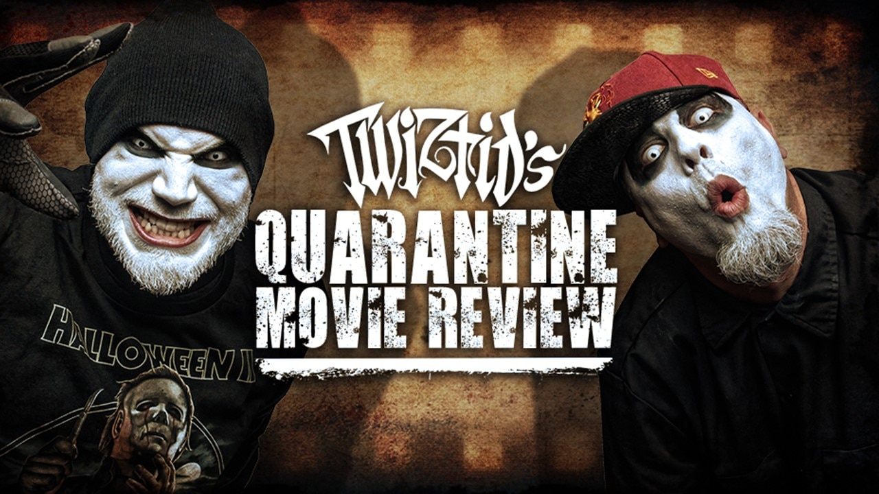 "Twizted QMR Banner - Twiztid's ""Quarantine Movie Review"": THE CABIN IN THE WOODS"