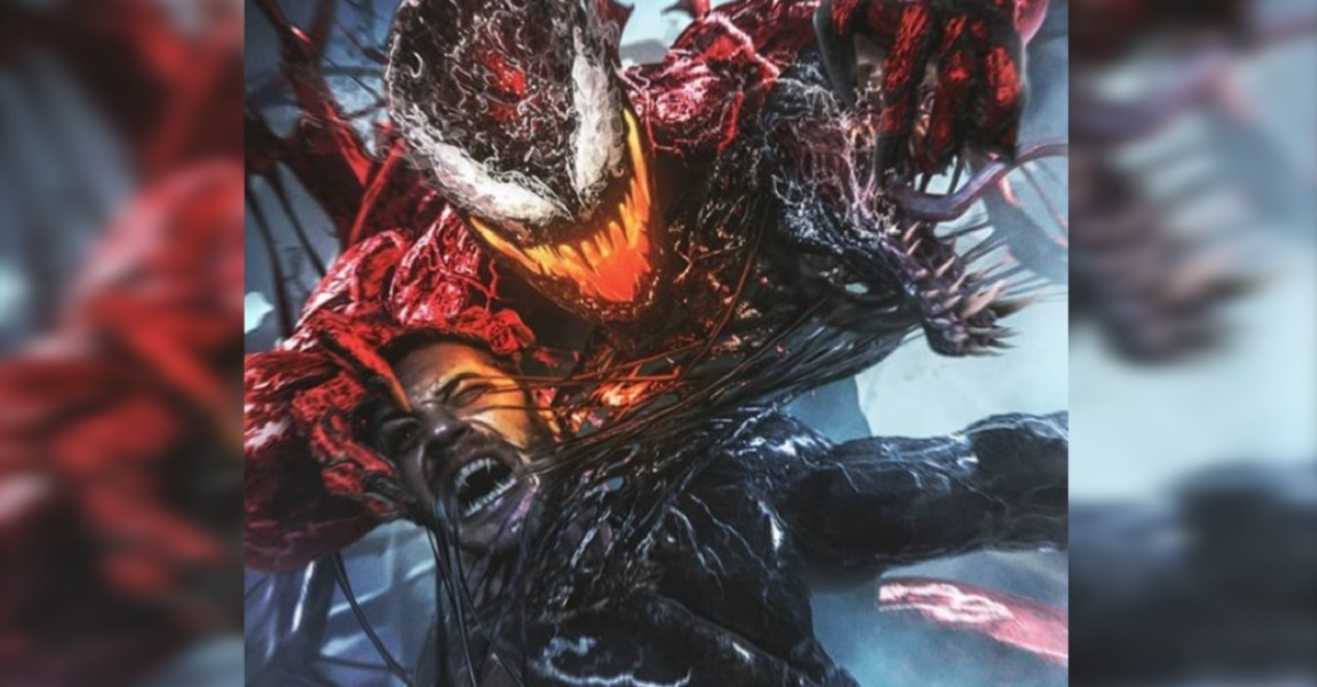 VENOM 2 Fan Poster - VENOM 2: Killer Fan Poster Unleashes Maximum Carnage