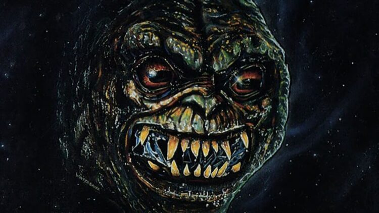 the brain feat 750x422 - THE BRAIN Blu-ray Review - Use Yours And Check Out This '80s Canadian Creature Feature