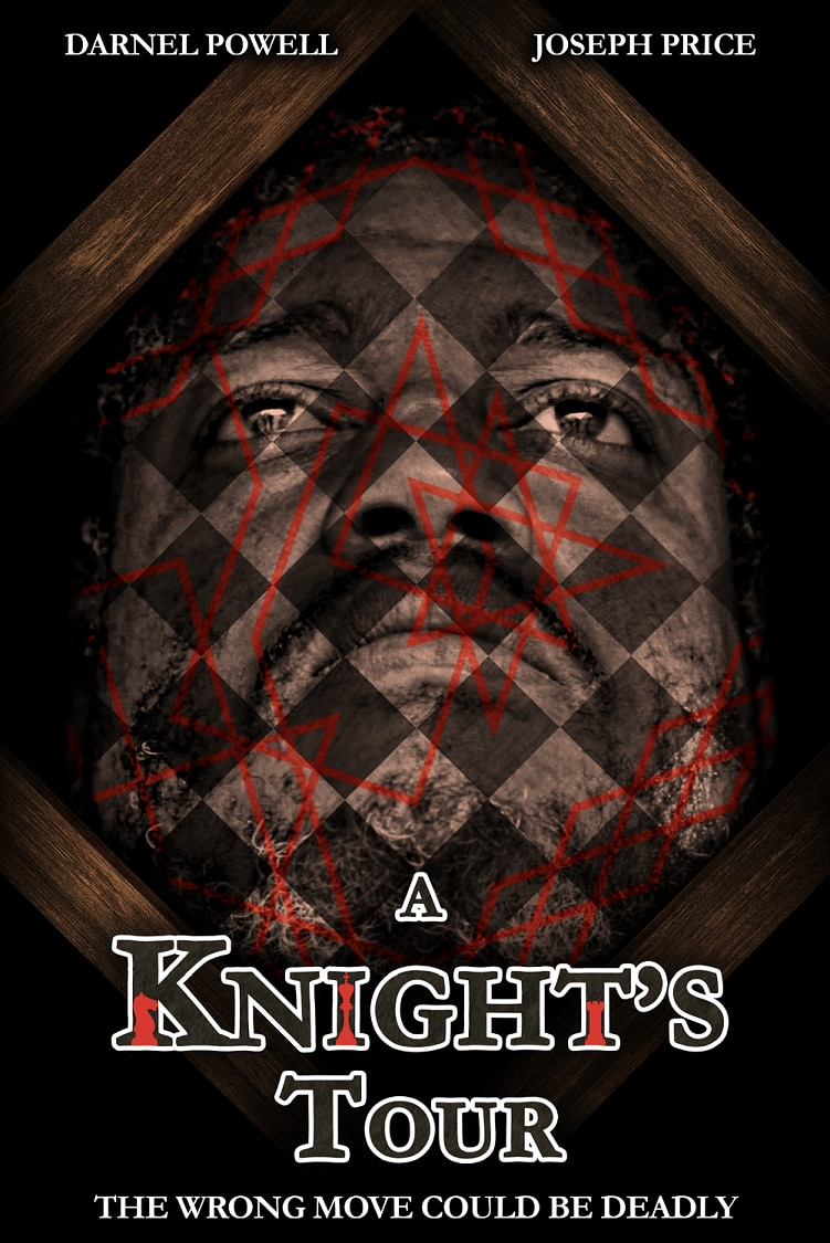 A Knights Tour Poster - Trailer: TERROR FILMS Acquires Pandemic Thriller A KNIGHT'S TOUR for May Release