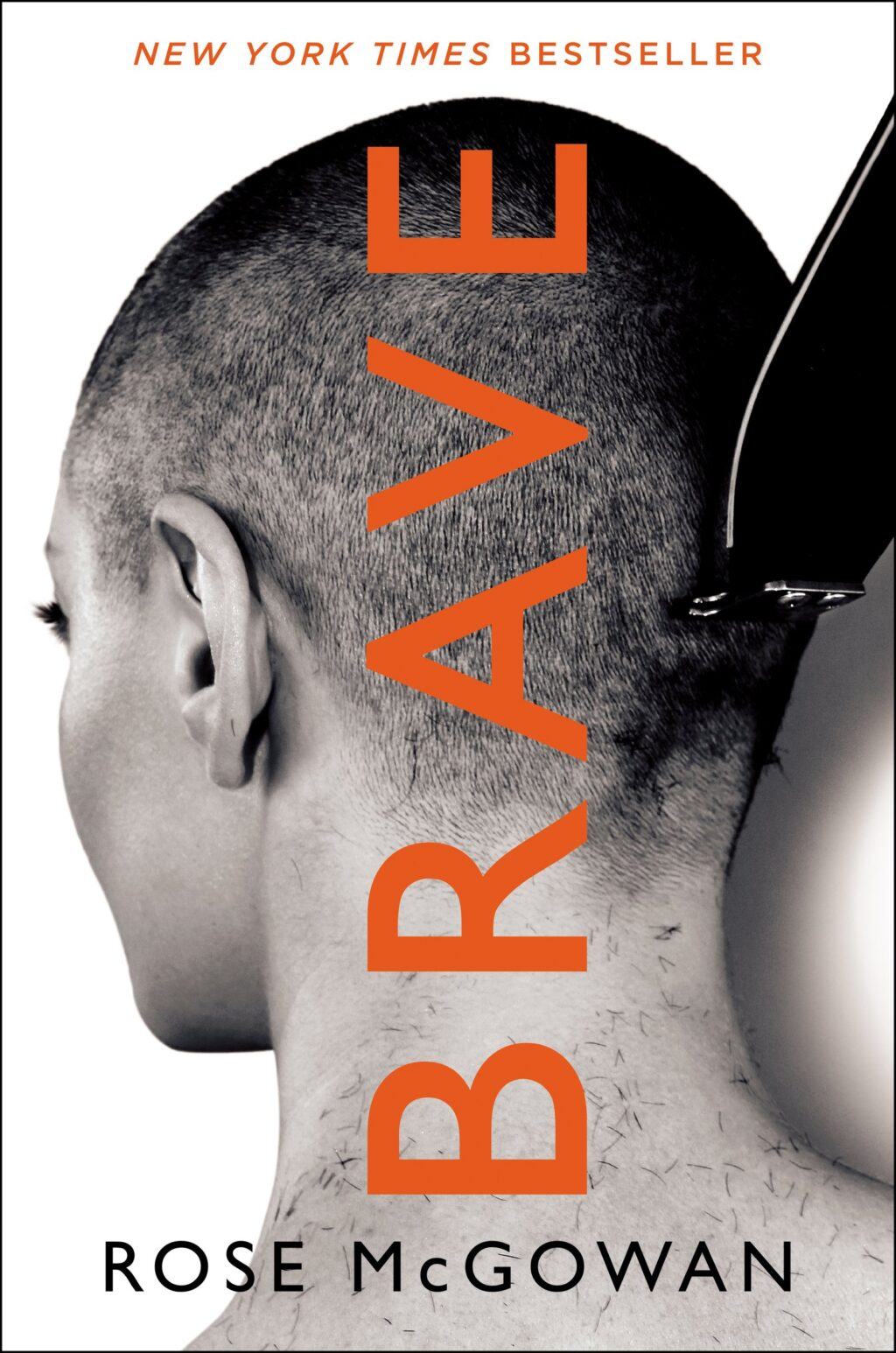 Brave Book Cover 1024x1546 - PLANET 9 and Beyond: An Exclusive Chat with Rose McGowan