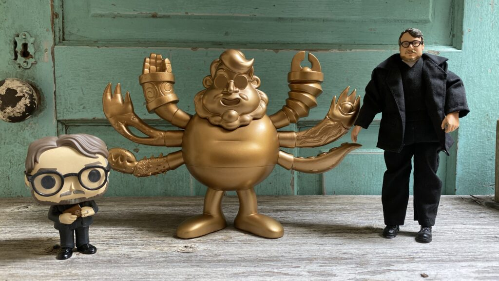 GDT TOY COLLECTION 1024x576 - GURU DEL TORO (Now Available) is the Ultimate Guillermo del Toro Vinyl Toy
