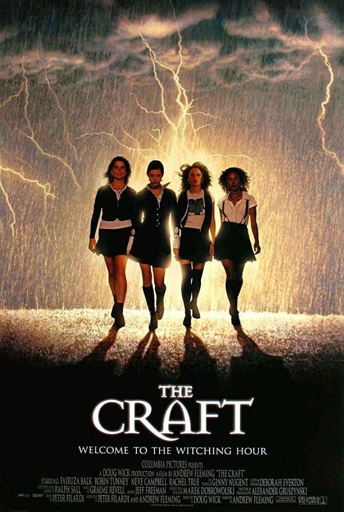 The Craft Poster - After 25 Years THE CRAFT is Still Empowering for Outsiders