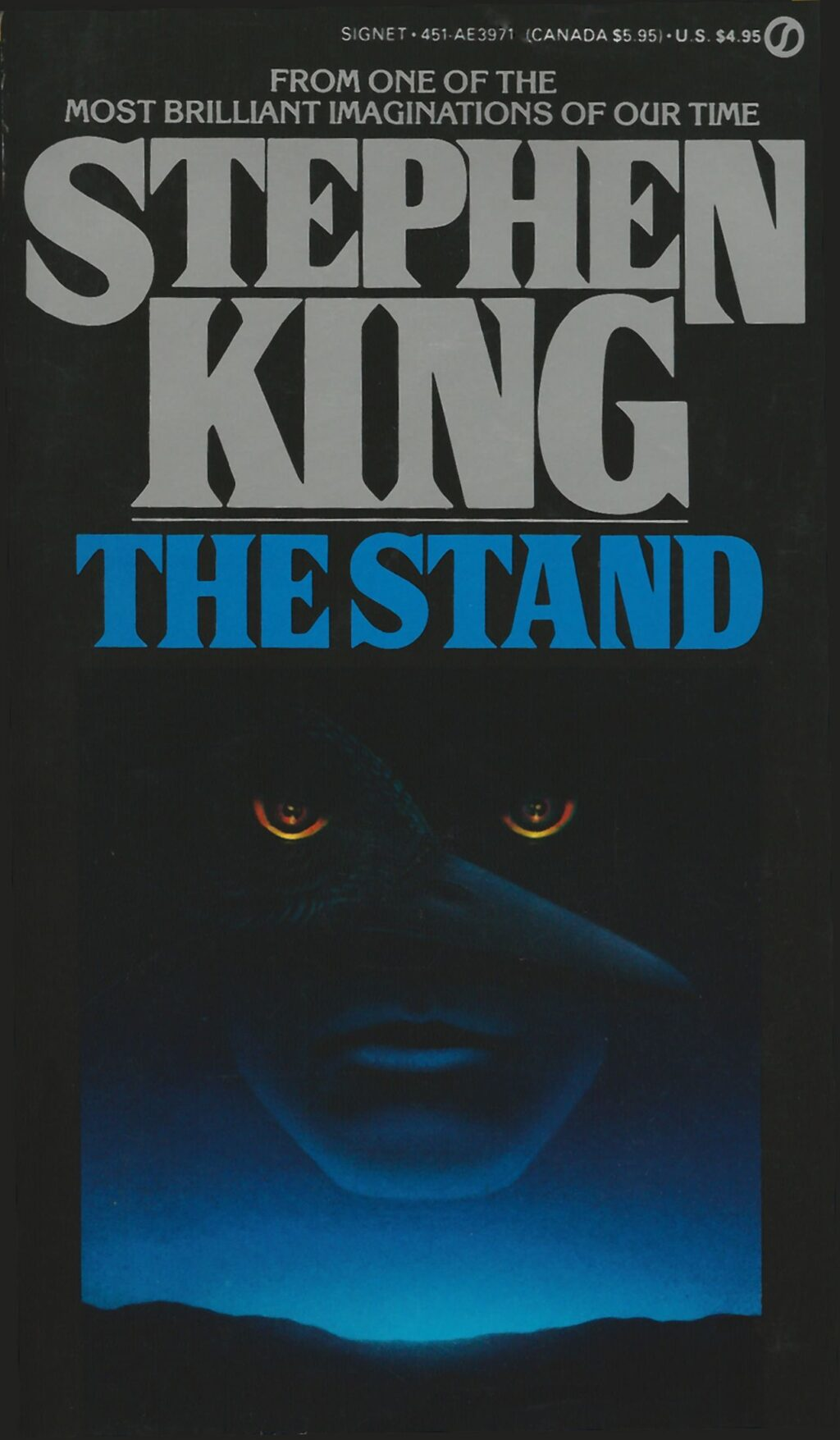 The Stand Book Cover 1024x1755 - Mick Garris Confirms Cameo in New THE STAND Miniseries