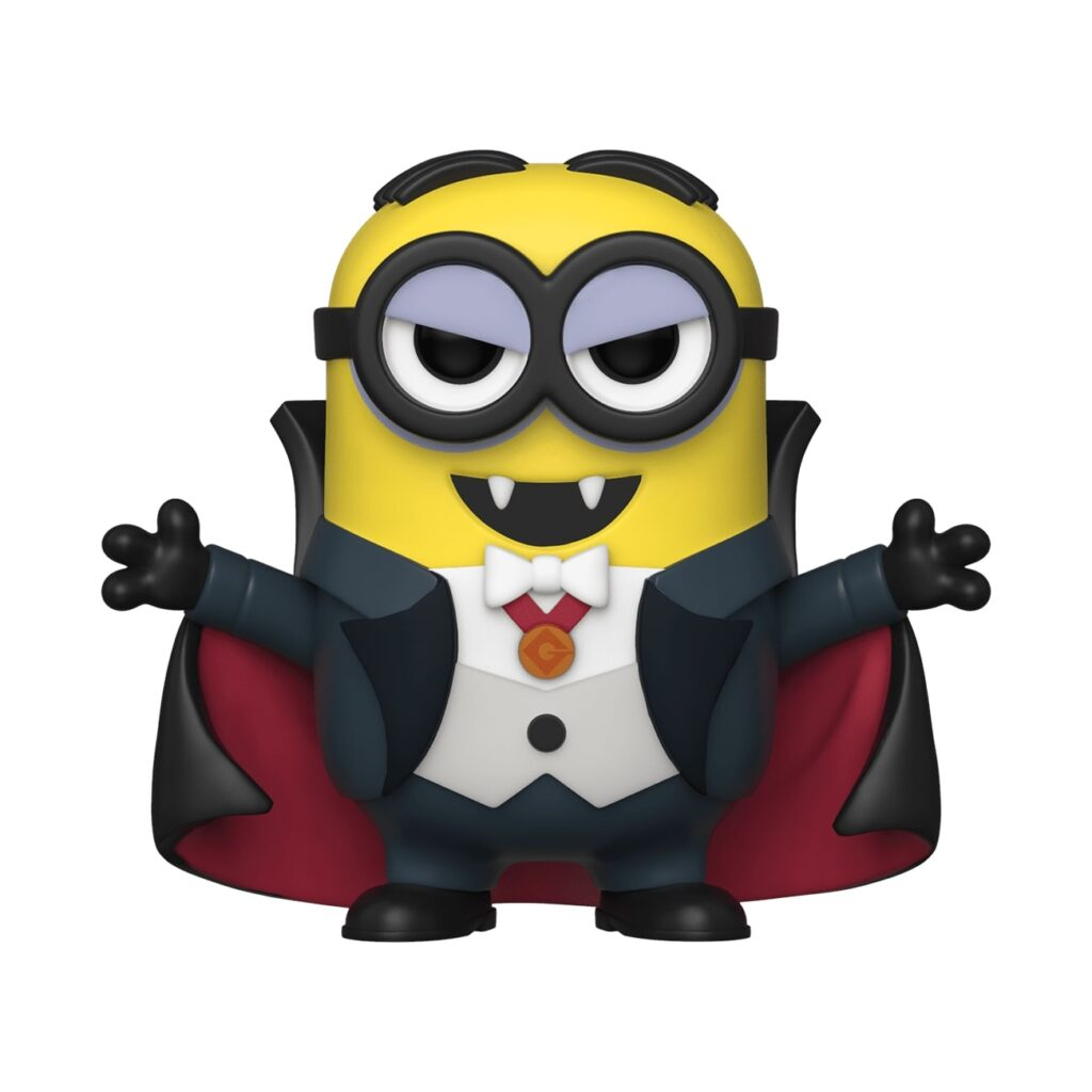 minion dracula 1024x1024 - Minions Dress Up As Universal Monsters For New Wave Of Halloween Funko Pops