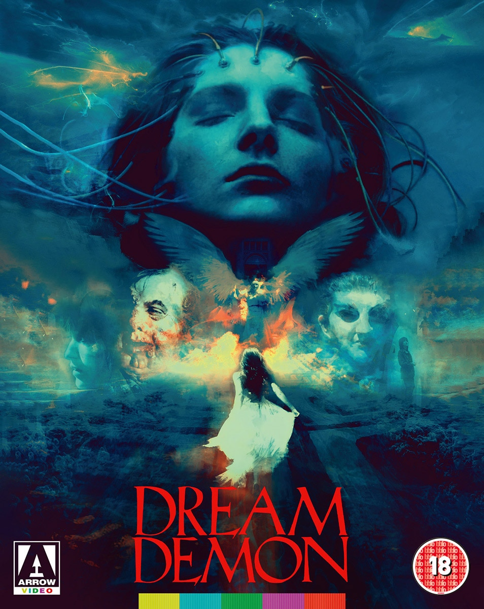 2e36b18a a800 40b2 a3ec eac4a7857dc8 - BLOOD TIDE, WHITE FIRE, DREAM DEMON Mini-Reviews--3 More Reasons to Subscribe to Arrow Video Channel