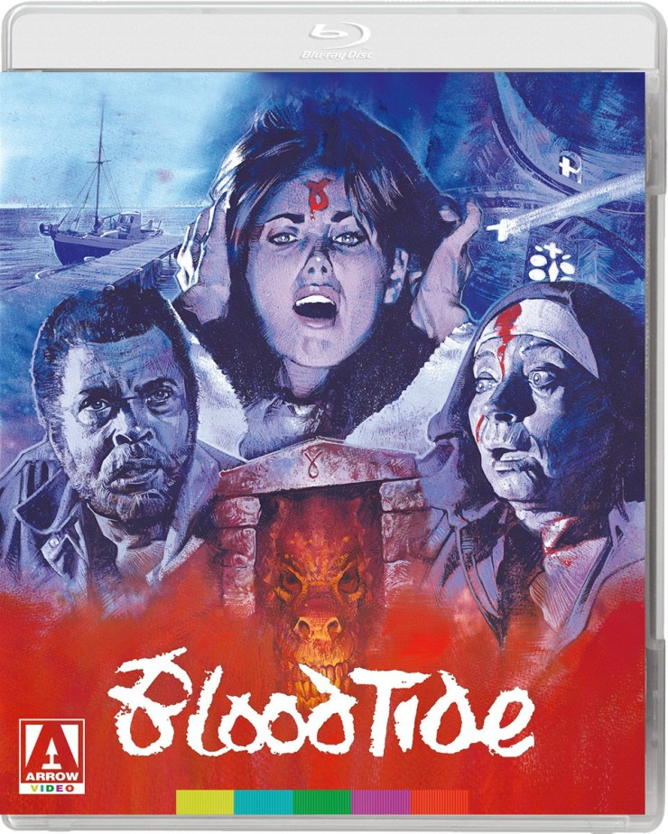 45175 1 BLOOD TIDE 2D BD 1200 - BLOOD TIDE, WHITE FIRE, DREAM DEMON Mini-Reviews--3 More Reasons to Subscribe to Arrow Video Channel