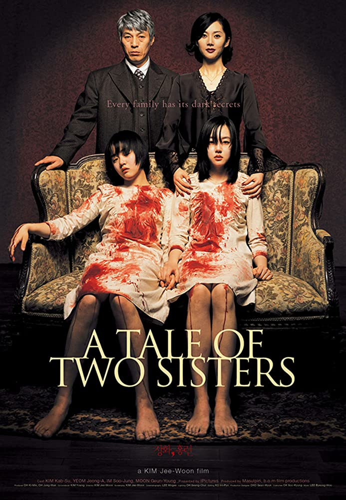 A Tale of Two Sisters Poster - This Day in Horror History: A TALE OF TWO SISTERS Was Released in 2003