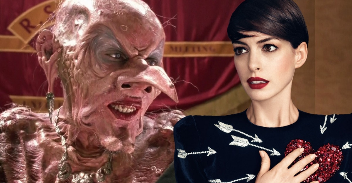 Anne Hathaway S The Witches Remake Removed From Release Schedule Dread Central