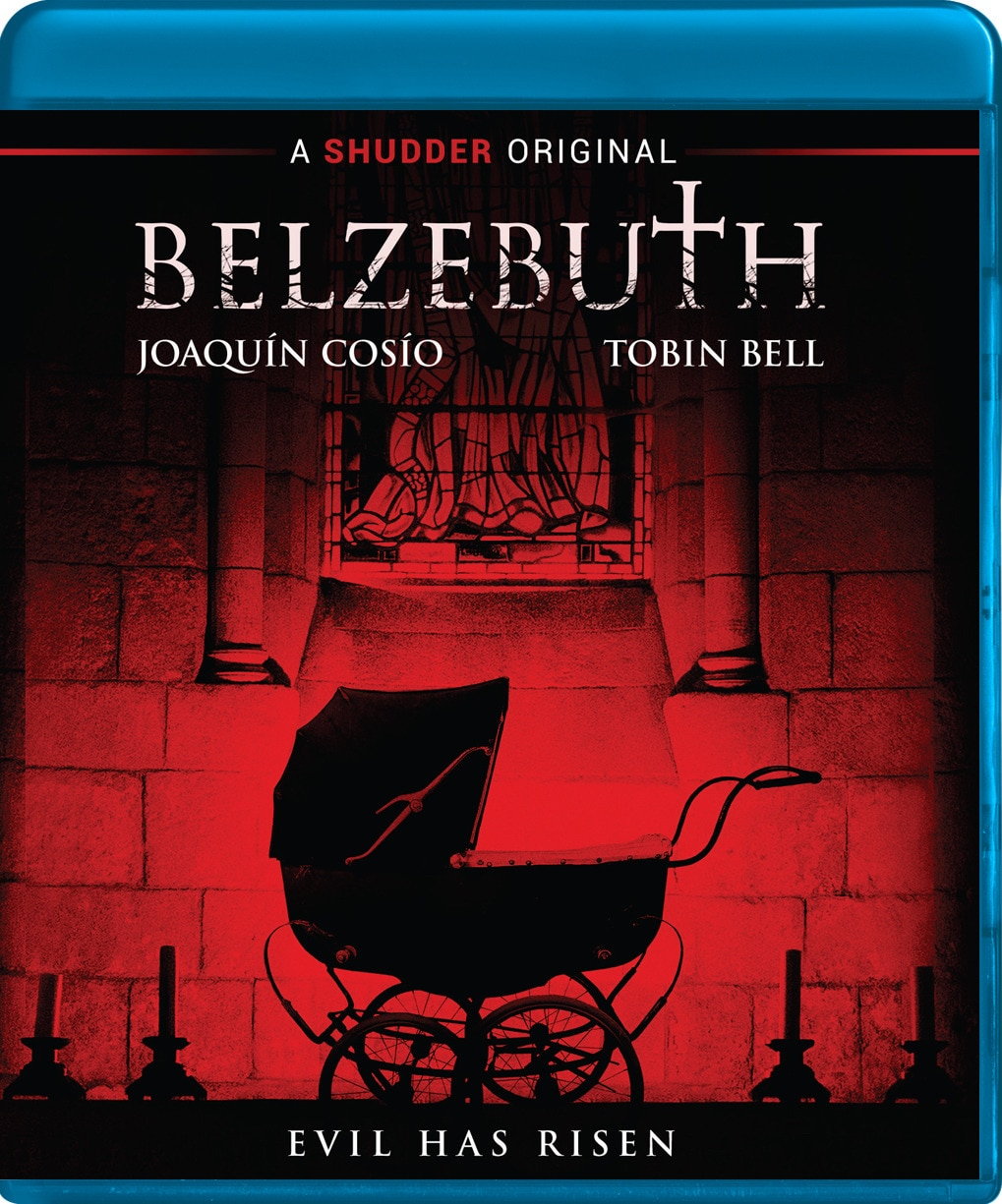 Belzebuth Blu ray Shudder - Interview: Tobin Bell Talks About Fighting Demons in BELZEBUTH