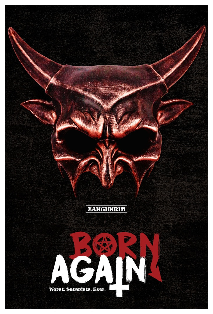 Born Again Characters Zahguhrim - Horror-Comedies THE CALL OF CHARLIE & BORN AGAIN Now Streaming on GRIMMFEST TV