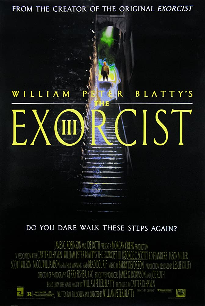 Exorcist III - Losing Religion and Finding Spirituality Through Horror