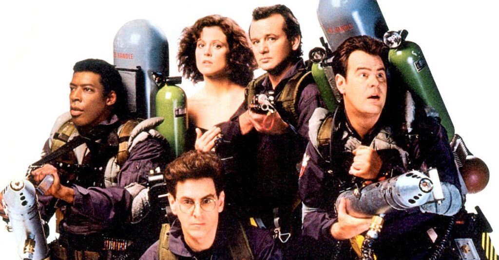 GHOSTBUSTERS 2 cast 1024x535 - Bill Murray Now Says He Was Tricked Into GHOSTBUSTERS II
