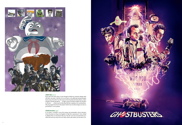 Insight Editions Ghostbusters Art Book 02 1 - GHOSTBUSTERS ARTBOOK Materializes via Insight Editions
