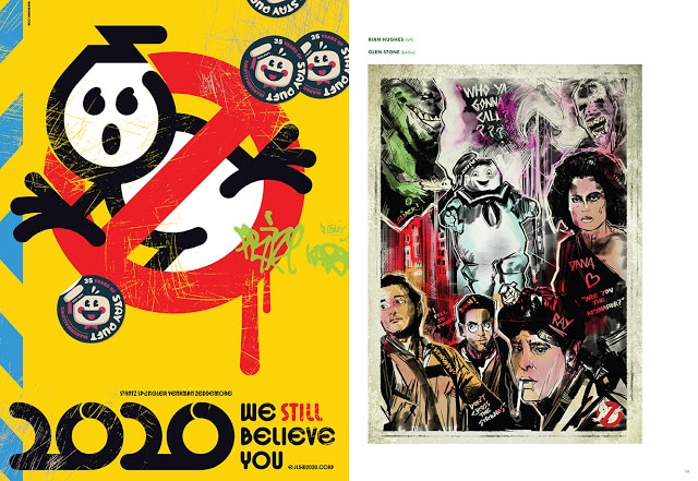 Insight Editions Ghostbusters Art Book 05 - GHOSTBUSTERS ARTBOOK Materializes via Insight Editions