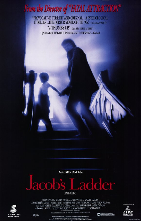 Jacobs Ladder - Losing Religion and Finding Spirituality Through Horror