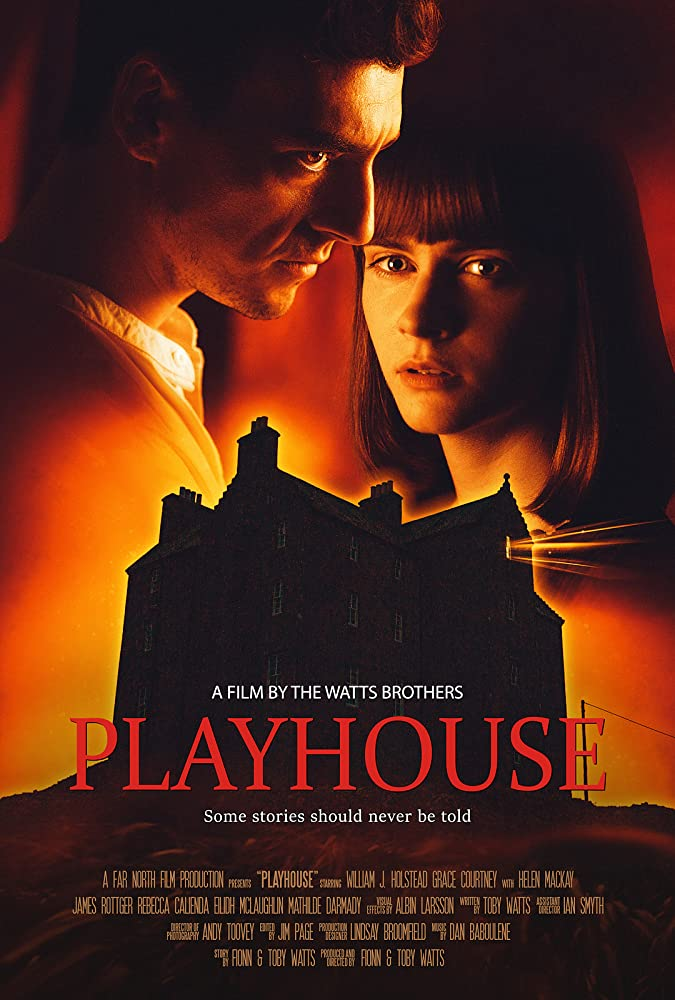 Playhouse Poster - Trailer: Spooky Modern Gothic PLAYHOUSE Snags Distro