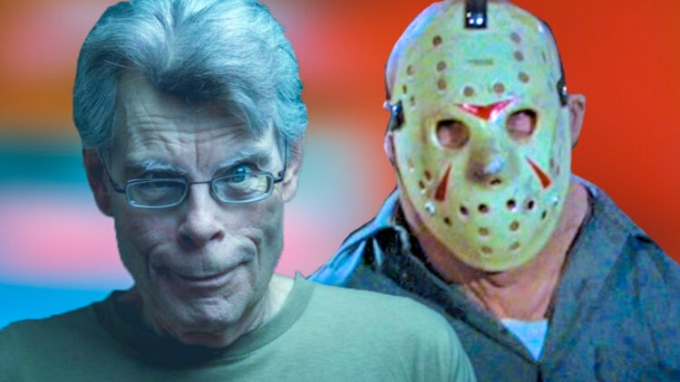 Stephen King Reveals FRIDAY THE 13TH Novel Idea I JASON edited 750x422 - FRIDAY THE 13TH: Stephen King Jokingly Suggested Novel About Jason Voorhees