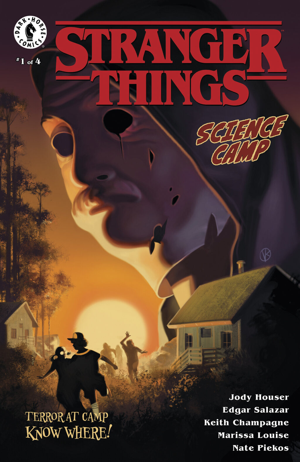 Stranger Things Science Camp 1024x1574 - STRANGER THINGS: SCIENCE CAMP Comic Miniseries Kicks Off This September