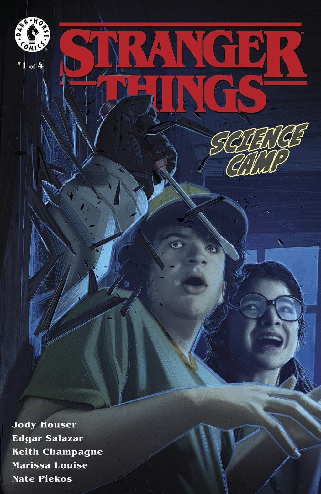 Stranger Things Science Camp 2 1024x1574 - STRANGER THINGS: SCIENCE CAMP Comic Miniseries Kicks Off This September