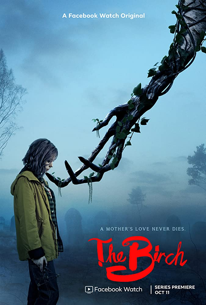 The Birch Poster - Crypt TV Releasing THE BIRCH Season 2 on Facebook Watch