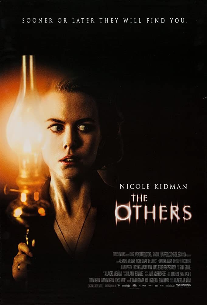 The Others Poster - Universal's Remake Will Reinvent & Modernize THE OTHERS